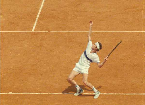 Picture for event JOHN MCENROE: IN THE REALM OF PERFECTION