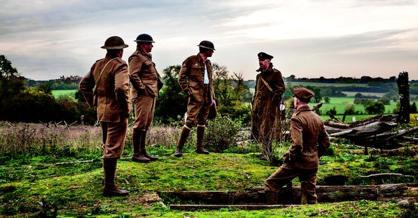 Picture for event The Somme 1916: From Both Sides of the Wire