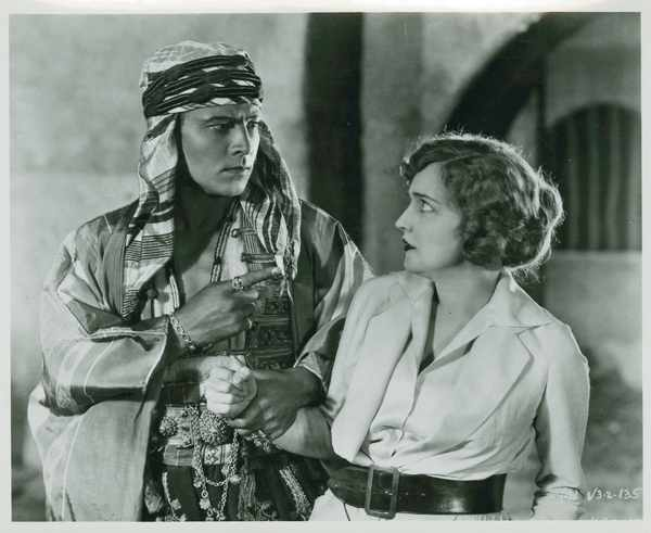 Picture for event South West Silents presents: The Sheik (1921)