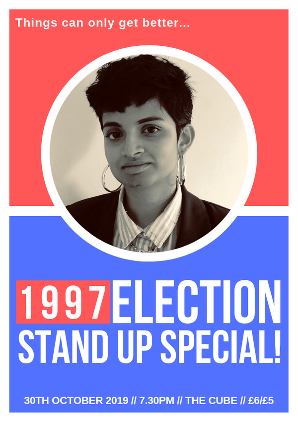 Picture for event 1997 Election Stand Up Special
