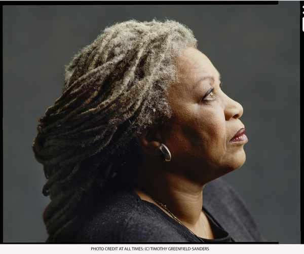 Picture for event Toni Morrison: The Pieces I am