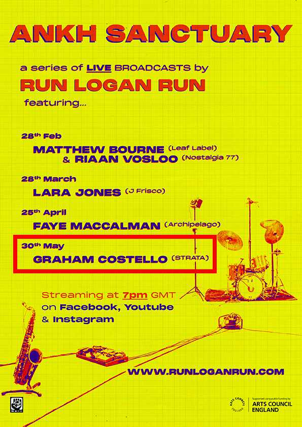 Picture for event Run Logan Run + Graham Costello
