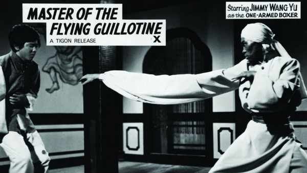 Picture for event Master of the Flying Guillotine
