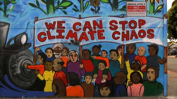 Picture for event AMERICAN CLIMATE REBELS – visionary grassroots struggle from North America