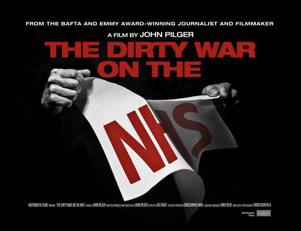 Picture for event The Dirty War on the NHS