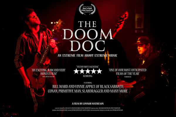 Picture for event Doom Doc - The Movie