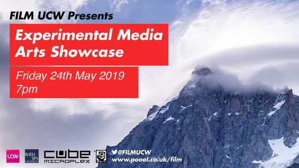 Picture for event Experimental Film & Media Arts Showcase