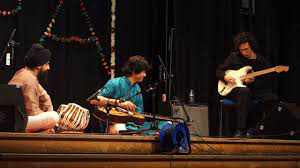 Picture for event Indian Classical Ragas w/ Manish Pingle, Gurdain Rayatt & Jack Jennings