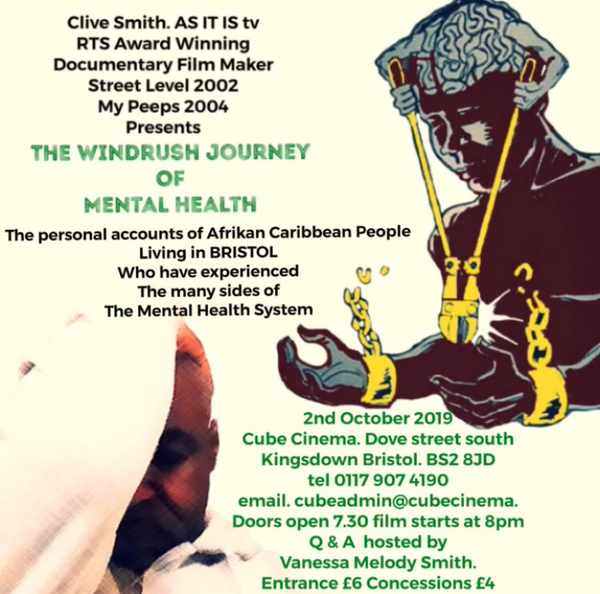 Picture for event The Windrush Journey Of Mental Health