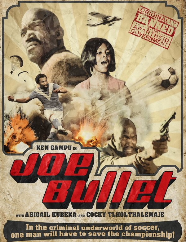 Picture for event Joe Bullet + Shaft