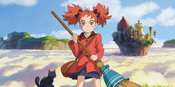 Picture for event Mary and the Witch's Flower