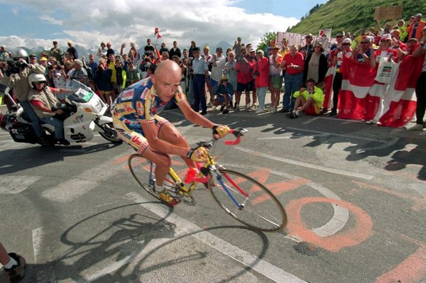 Picture for event Pantani: The Accidental Death Of a Cyclist