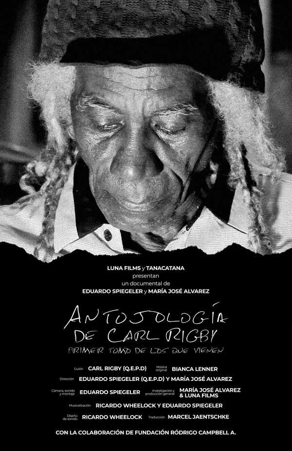 Picture for event Antojologia de Carl Rigby