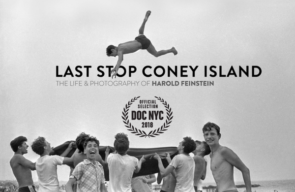 Picture for event Last Stop Coney Island: The Life & Photography of Harold Feinstein
