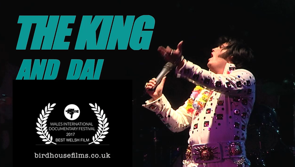 Picture for event The King & Dai - How Porthcawl became the Elvis centre of the word