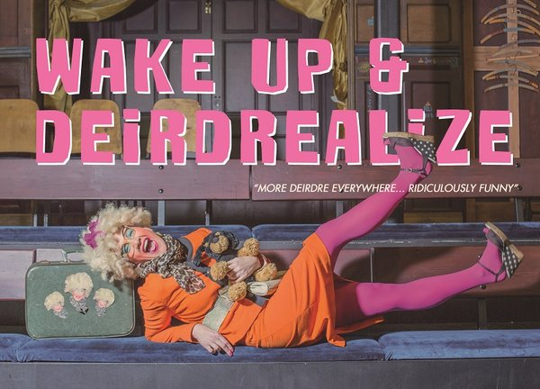 Picture for event Wake Up & Deirdrealize