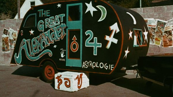 Picture for event The Astrologer