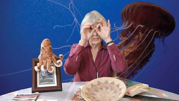 Picture for event Donna Haraway: Story Telling For Earthly Survival