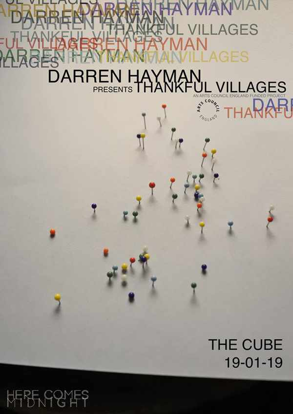 Picture for event Darren Hayman Thankful Villages