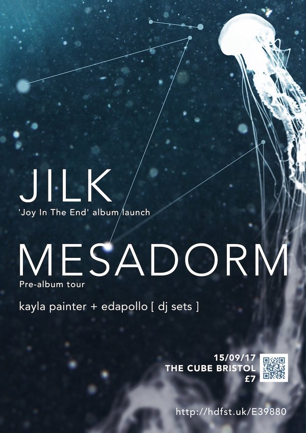 "Picture for event Jilk ""Joy in the End"" Album Launch"