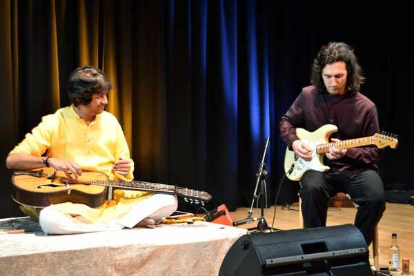 Picture for event Indian Classical Music Master-Class