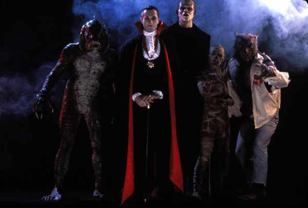 Picture for event The Monster Squad