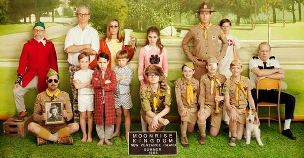 Picture for event Moonrise Kingdom
