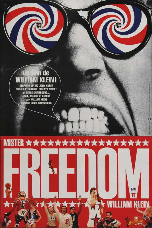 Picture for event Mr. Freedom