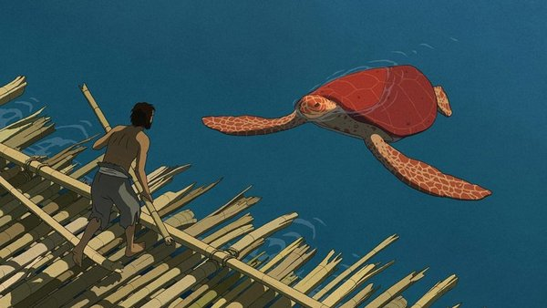 Picture for event The Red Turtle